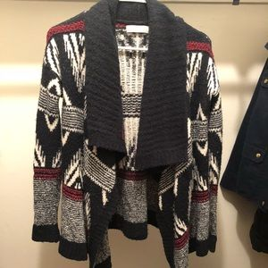 Abercrombie and Fitch Wool Cardigan